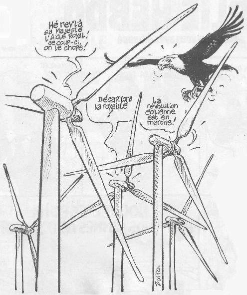 Illustration parue dans Charlie-Hebdo n° 1496 - 24 Mars 2021
